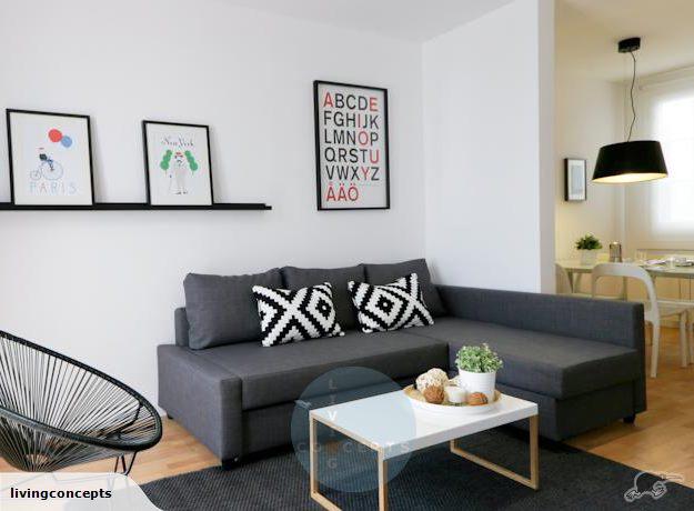 Ikea Friheten Corner Sofa Bed Living Concepts